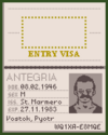 Antegria passport 1160
