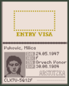 Arstotzka passport open