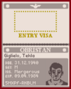 Obristan passport 1160