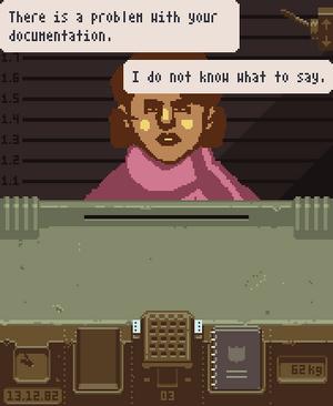 Interrogation issue