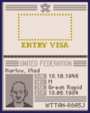 Unitedfed passport open