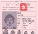 Grant of Asylum