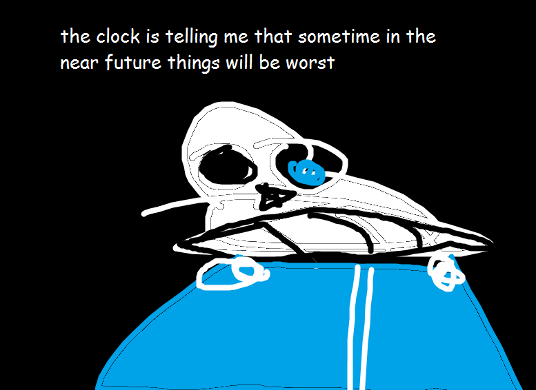 YOU'RE GONNA HAVE A BAD TIME | Papyrus Wikia | FANDOM