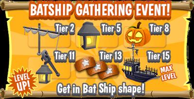 Batship Promo en