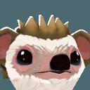 Fichier:Hedgehog Brown portrait.png