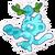 Sticker Monkey Ghost