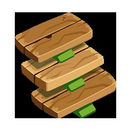 Treehouse Stairs Storage Upgrade Resource
