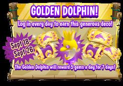 Golden Dolphin Promo