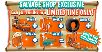 Pb promo aug salvage shop exclusive eventboard en