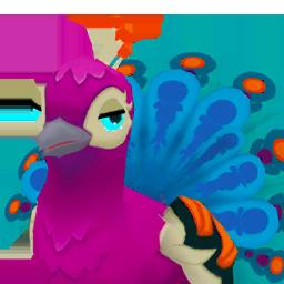 Fichier:Peacock portrait.png