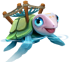 A MD1-turtle
