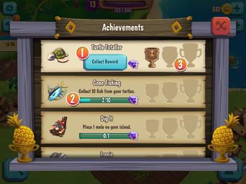 SS Achievements