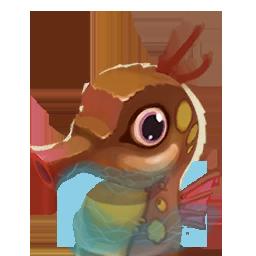 Seahorse Brown portrait