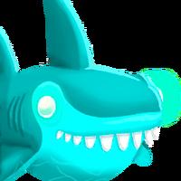 Portrait ghost shark