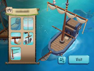 Shipyard BoatDetails