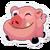 Sticker Piggy