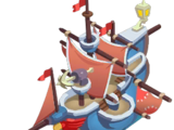 Adventuring Ship