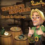 Wesleysexportspromo