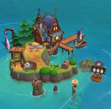 Angler Island Paradise Bay Wikia Fandom Powered By Wikia