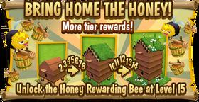 Beehive event promo