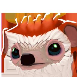 Fichier:Hedgehog Orange Portrait.png