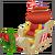 Deco Santa Sleigh