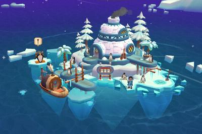 View Penguin Isle