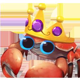 King Crab portrait