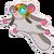 Sticker Flying Squirrel