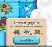 WishingWellspring MapCost
