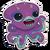 Sticker kraken
