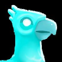 GhostBird portrait