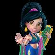Portrait-Sita