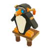 Deco Penguin Scope
