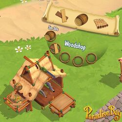 Woodshopmill
