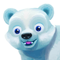 PolarBear portrait
