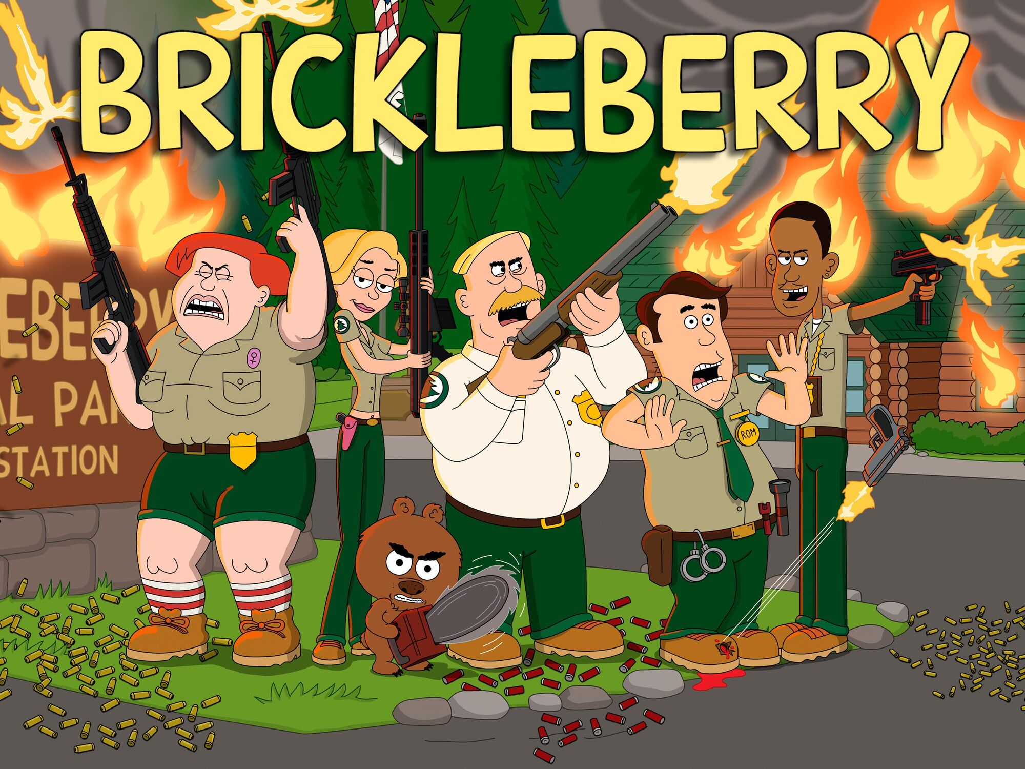 Brickelberry