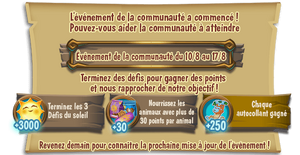 EventBoard globalEvent17-Status d02 fr