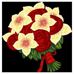 Manuel pour bouquet soleil levant wikia la baie du for Bouquet de fleurs wiki
