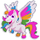 Sticker Pegasus