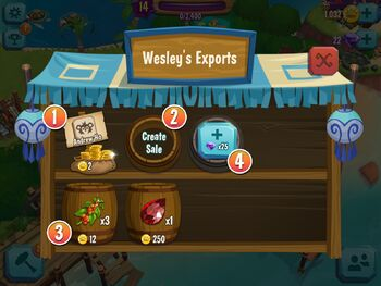 Wesley's Exports Example