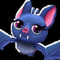 Portrait bat