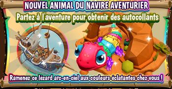 Pb promo rainbow lizard eventboard fr