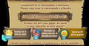 EventBoard globalEvent17-Status d07 fr