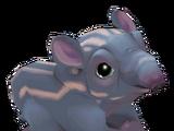 Tapir estriado