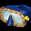 Diver goggles