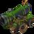 Deco GhostShip Cannon
