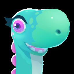 Portrait Loch Ness Monster