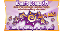 EventBoard Double XP es