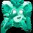 Monkey Ghost ArmsHead